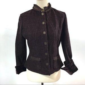 Elie Tahari Cashmere Dress Jacket
